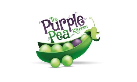 Purple Pea Kitchen Logo