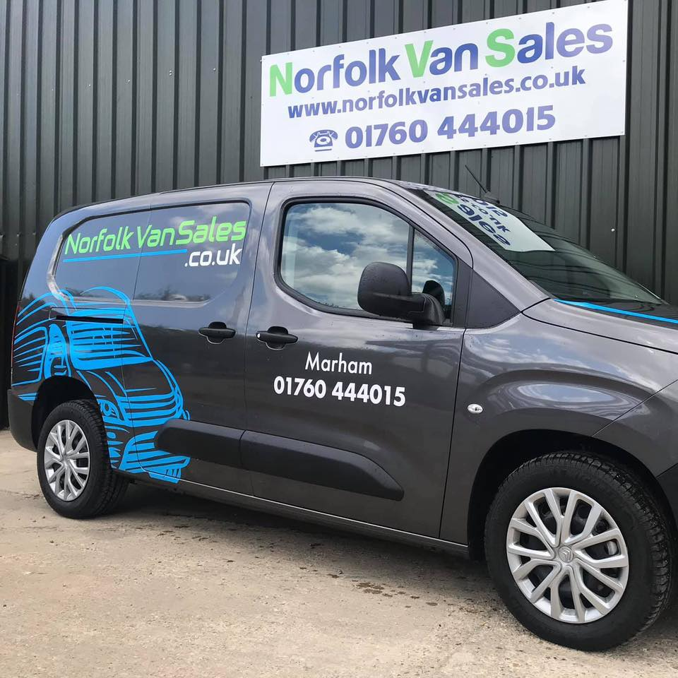 Norfolk Van Sales